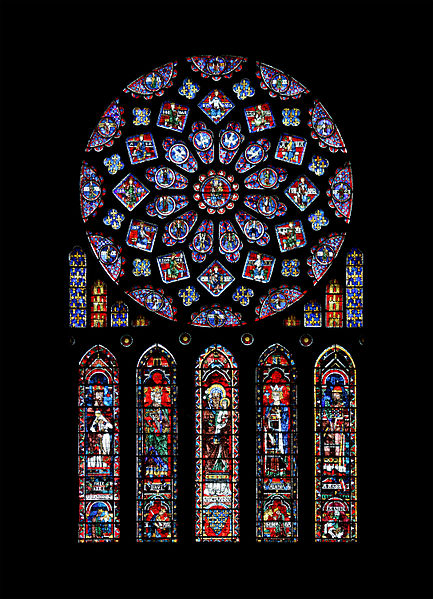 433px-Chartres_-_cathédrale_-_rosace_nord