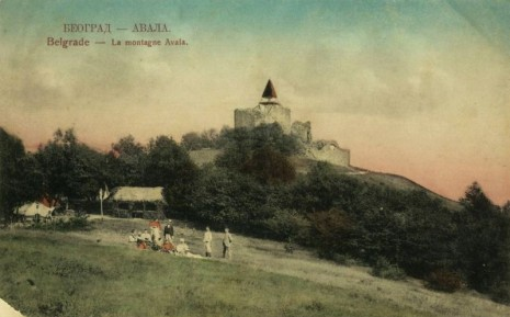 slikaSrbija-Beograd-Avala-stari-grad-ZRNOV-45477969v800h600-465x289