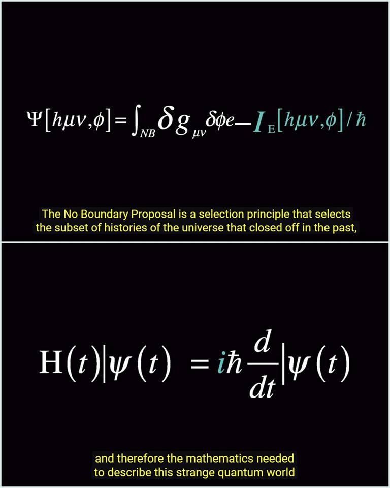 ''Based on our current understanding of physics, matter shouldn't exist. The fact it does means something is off in our equations.''